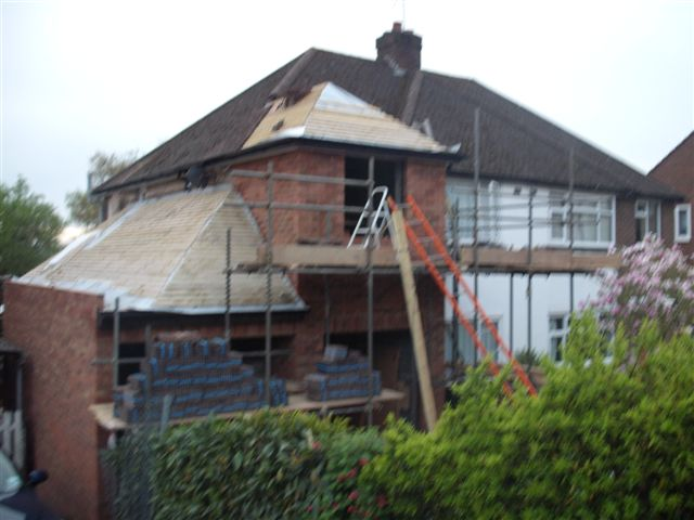 Single side extension in Marlow