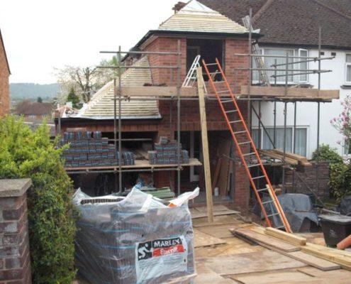 Single side extension in Marlow