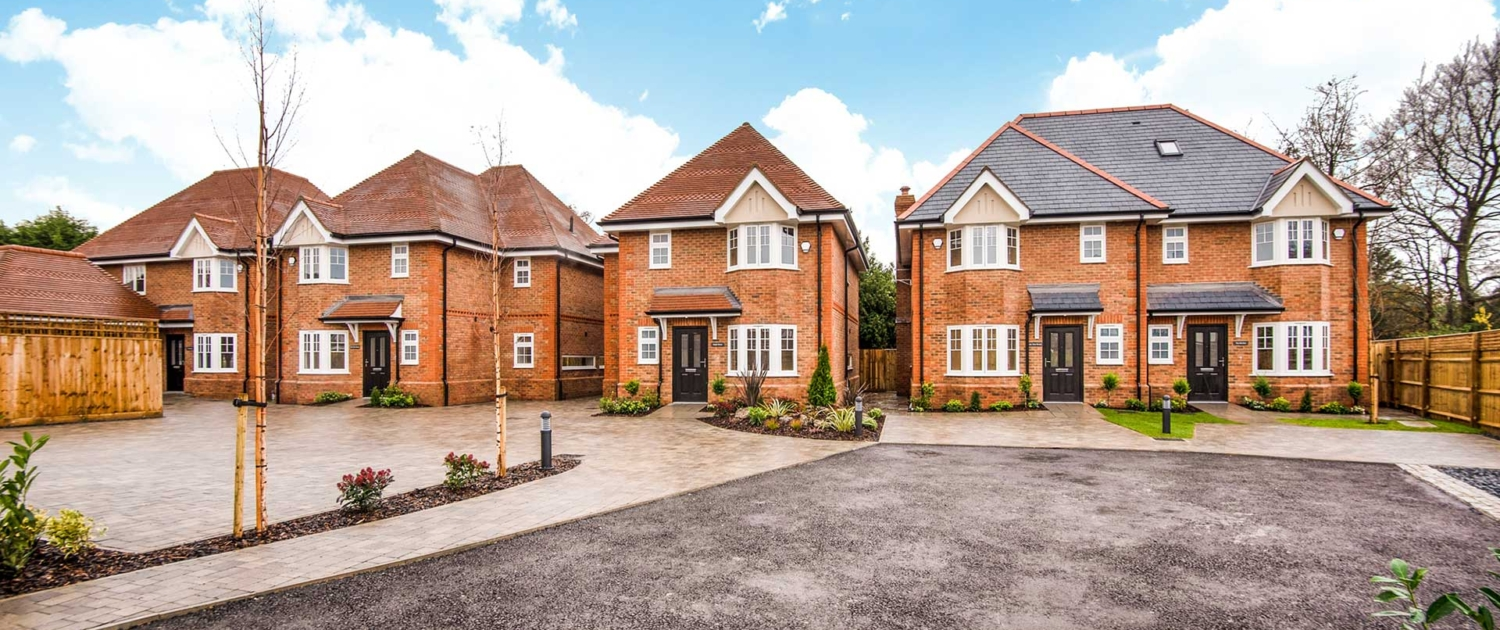 Abbey Court delightful selection of 3 and 4 bedroom houses