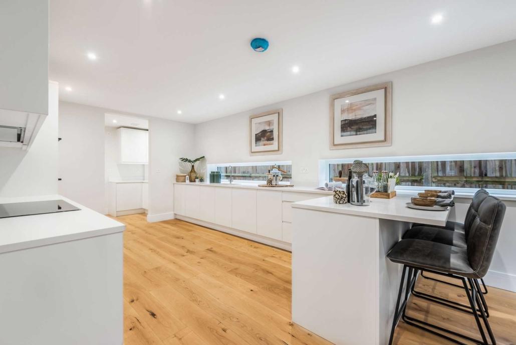 Abbey Court kitchen